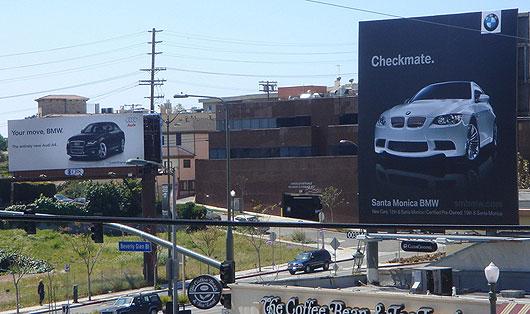 BMW_V_Audi_Sign_War